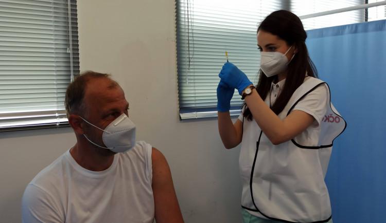 Jižní Morava naočkovala přes milion dávek vakcín proti koronaviru