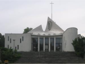 Unikátní kostel slaví padesát let, vznikl kvůli slibu z druhé světové války