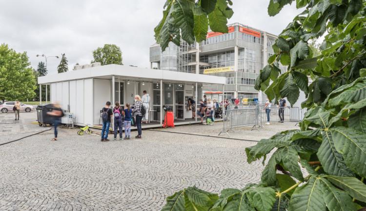 Testpoint v Bohémě. Podané ruce otevřou nové testovací centrum