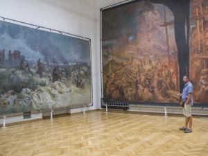 V Moravském Krumlově je zpět Slovanská epopej, výstava začne v polovině prázdnin