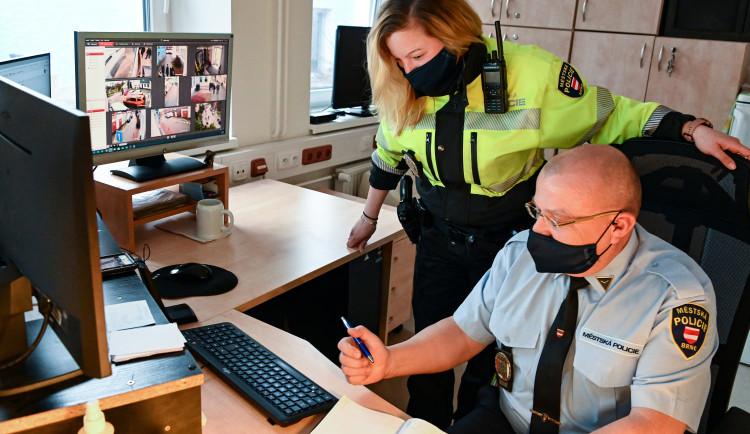 Strážníkům v Brně zavolal muž, aby nahlásil sám sebe za špatné parkování