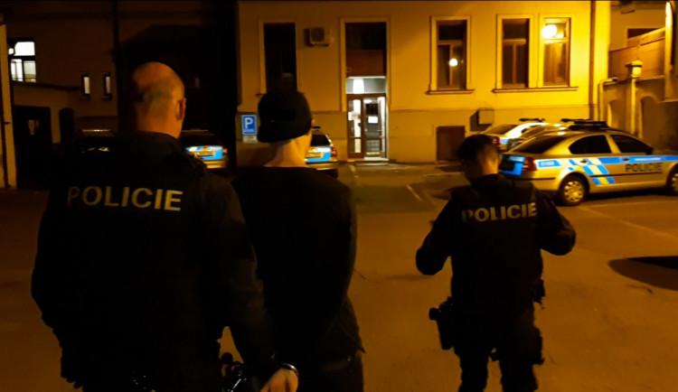 Policisté chytili podezřelého, který se v Brně pokusil znásilnit ženu