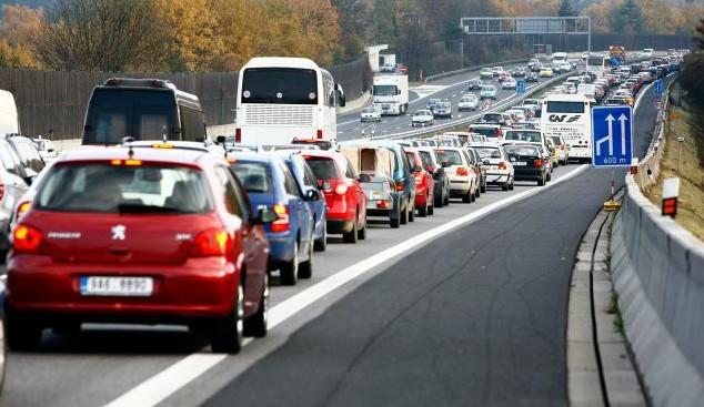 O víkendu bude uzavřená část dálnice D46, omezení bude i na dálnici D2