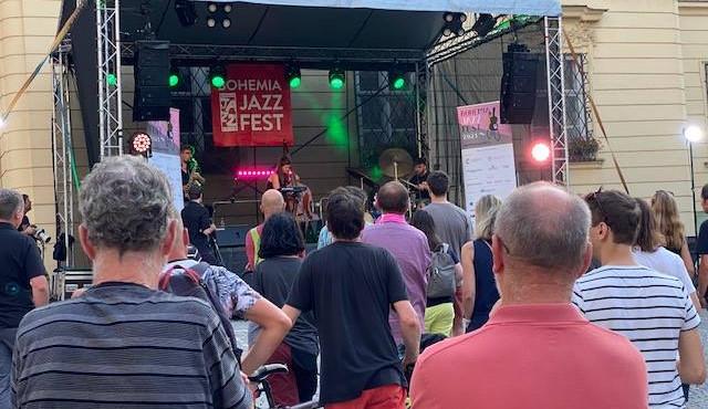 Brněnské náměstí ožívá v rytmu jazzu. Vystoupí čeští i zahraniční umělci