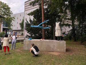 Brno má opravený pomník odbojářky a komunistky Marie Kudeříkové