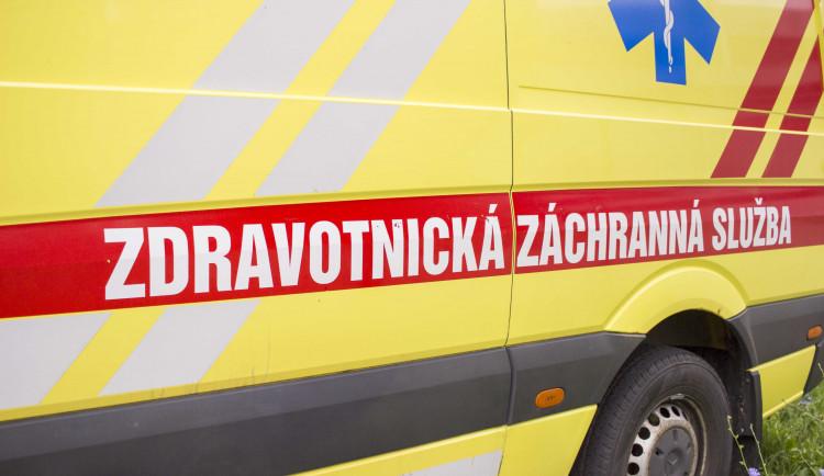 Kamion na dálnici D1 na Vyškovsku srazil ženu, je těžce zraněná