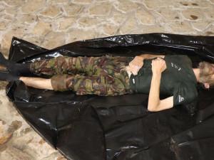Potápěči vytáhli z brněnské řeky tělo neznámého muže