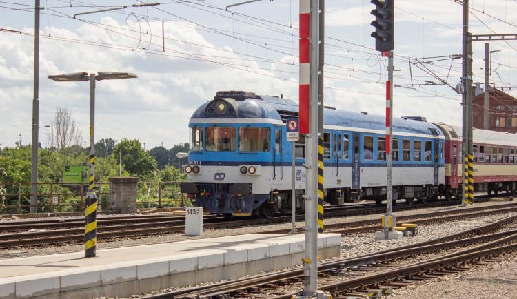 Blíží se velká vlaková výluka. Na podzim začne oprava trati mezi Brnem a Adamovem