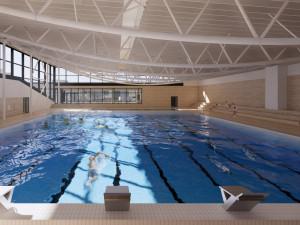 Brno rozšíří plavecký stadion v Lužánkách. Vybralo firmu, která postaví nový bazén