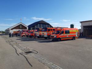 Na pomoc s požáry v Řecku vyrazili i jihomoravští hasiči