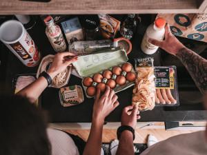 Dáme jídlo nejsou jen restaurace, ale i Obchody. Nákup za pár minut u vás