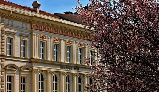Vyškov chystá opravu Besedního domu, pomáhají i inženýři z Brna