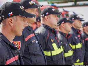 Do Brna se vrátilo 36 hasičů, kteří pomáhali hasit požáry v Řecku