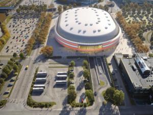 Brno chce po státu 600 milionů, aby postavilo atletickou a hokejovou halu