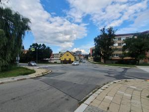 Blansko čekají dopravní omezení kvůli výstavbě nové okružní křižovatky