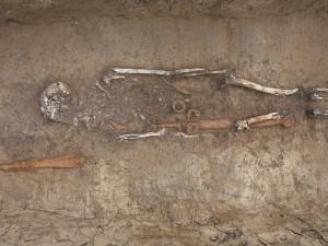 Objev brněnských archeologů. Odkryli keltské hroby
