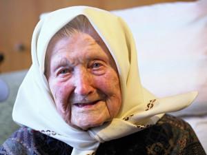 Pamětnice z Břeclavi oslavila sto let. Po covidu se znovu učila chodit