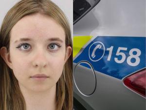 Policie pátrá po třináctileté Elišce z Brna, naposledy ji viděli se starším přítelem