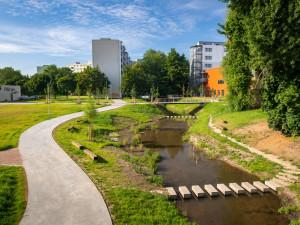 Brno vyzvalo občany k pojmenování parku v Komárově