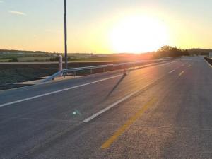 Opravu D1 v Brně dokončí silničáři o týden dřív