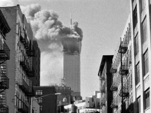 Bylo to šílené, viděli jsme útok i následné zřícení obou dvojčat, vzpomíná na 11. září brněnský fotograf