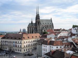 """The Times zařadily Brno mezi top deset nejlepších """"nehlavních"""" měst Evropy"""