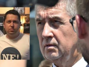 Andrej Babiš mladší přišel vypovídat v kauze Čapí hnízdo. V případu byl původně obviněn také