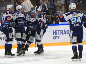 Kometa zvládla drama s Pardubicemi a připsala si první tříbodovou výhru v sezoně