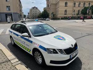 Strážníci z Brna honili šalinu, byl v ní zloděj zubních past