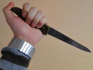 Bodnutí mého nože vás asi zabije, řekl muž v Brně dětem