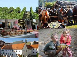Kam o víkendu na jižní Moravě? Na burčákový pochod, kaprobraní i festival čokolády