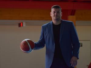 Chceme novou halu a zahrát si finále, říká šéf basketbalových Žabin