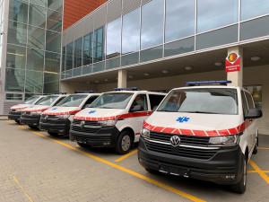 Svatoanenská nemocnice v Brně chystá vlastní zdravotní dopravní službu