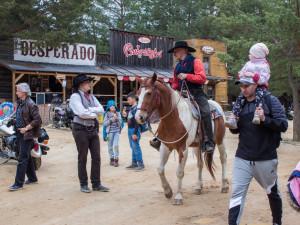 V boskovickém westernovém městečku se rozloučí se sezonou Příběhem rytíře