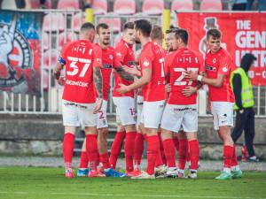 Brněnská Zbrojovka porazila sparťanské béčko a o sedm bodů vede druhou ligu