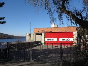 Policisté a hasiči dostanou nový domov na Brněnské přehradě