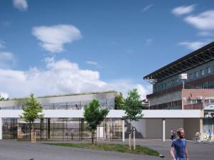 Brno staví nový bazén za Lužánkami, vznikne do dvou let