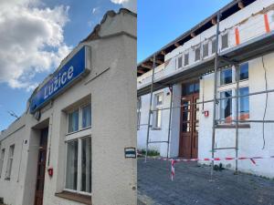 OBRAZEM: Jižní Morava čtvrt roku po tornádu ve srovnávací fotoreportáži