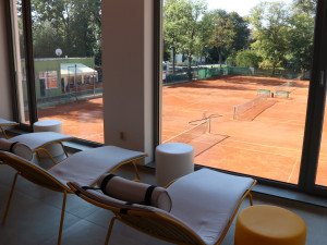 Jeden z nejstarších tenisových klubů v Brně si nadělil relaxační centrum