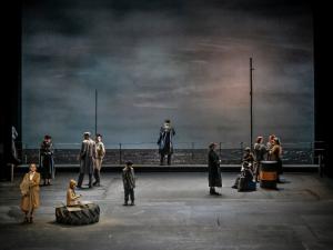 Peter Grimes se po 75 letech vrací do Brna. Světový operní hit zpracoval cenami ověnčený tvůrčí tým