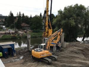 Stavbaři v Brně dokončili demolice na Tomkově náměstí, kde staví městský okruh