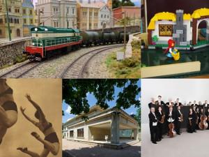 Kam o víkendu na jižní Moravě? Za vláčky, na Lego výstavu i do vily Stiassni