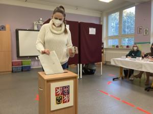 VOLBY 2021: Na jižní Moravě odvolila většina lídrů. Nejvyšší volební účast je v Pavlově