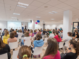 Czechitas v Brně se tento týden otevírají veřejnosti. S programem pro celou rodinu