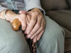 Po Brně bloudila důchodkyně v pantoflích a tričku, zahřáli ji strážníci
