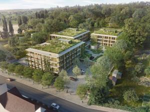 Brno vyhlíží nový zdravotnický komplex, který nahradí bývalou léčebnu