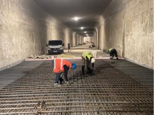 Brno ukázalo nejdelší tramvajový tunel v Česku