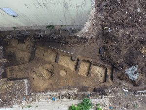 Brněnští archeologové odkryli na Cejlu pozůstatky slovanského osídlení
