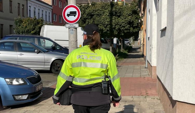 Našel jsem plnou tašku vodoměrů, přesvědčoval muž v Brně policisty