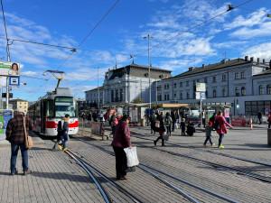 V Brně začne výluka šalin před hlavním nádražím
